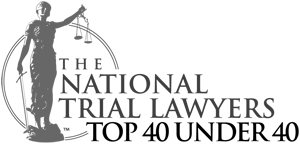 The National Trial Lawyers Top 40 Under 40 graphic